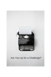 Are You Up for a Challenge-2