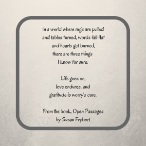 Open Passage - S. Frybort
