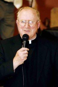 Monsignor Joe Spelman, R.I.P.