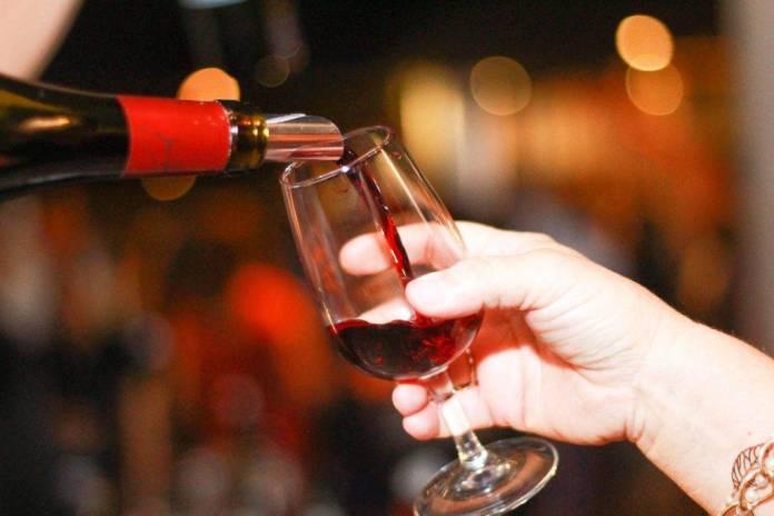 degustação de vinho no Wine Day