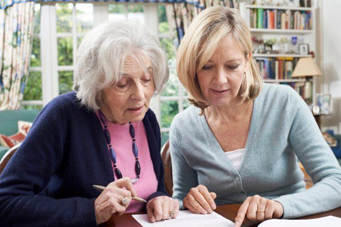 Women creating a Business Plan