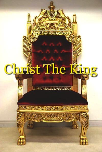 God Establishes Christ's Kingship