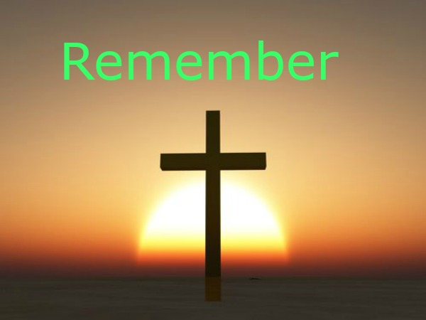 Remember Christ Is Available