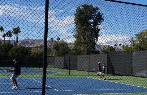 Boys tennis receive mixed results in fall section championships
