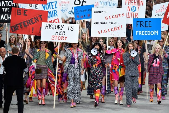 Ideology should define feminism, not stereotypes