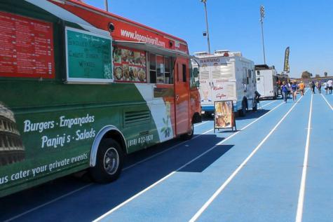 Battle of the Food Trucks & Music Festival [video]
