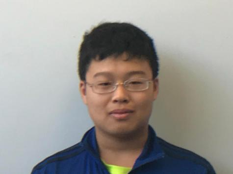 Photo of Edward Wang