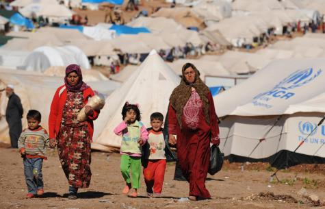The Ongoing Syrian Refugee Crisis
