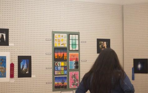"Cam High's Art Department Hosts ""A Work in Progress"" at the Camarillo Art Center"