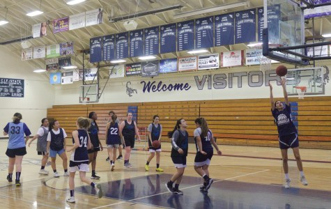 Girls Varsity Basketball Season Comes to a Close
