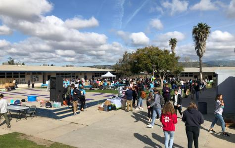 Cam High's Health Fair: Promoting a Happy, Healthy Lifestyle