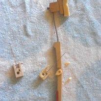 Broken Piano Parts