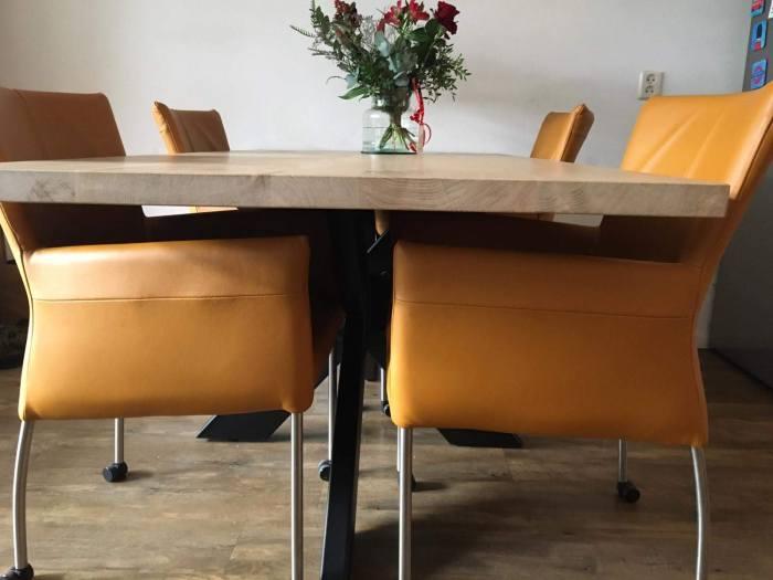 Uitbreidbare tafel