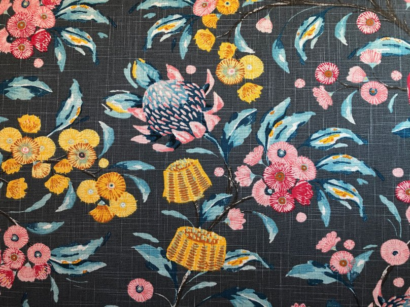 Motorohome fabric