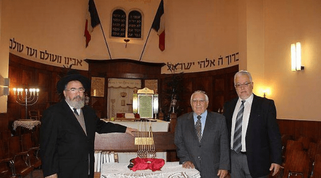 la synagogue de caen