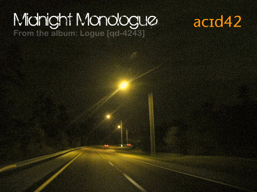 Music Video for Midnight Monologue