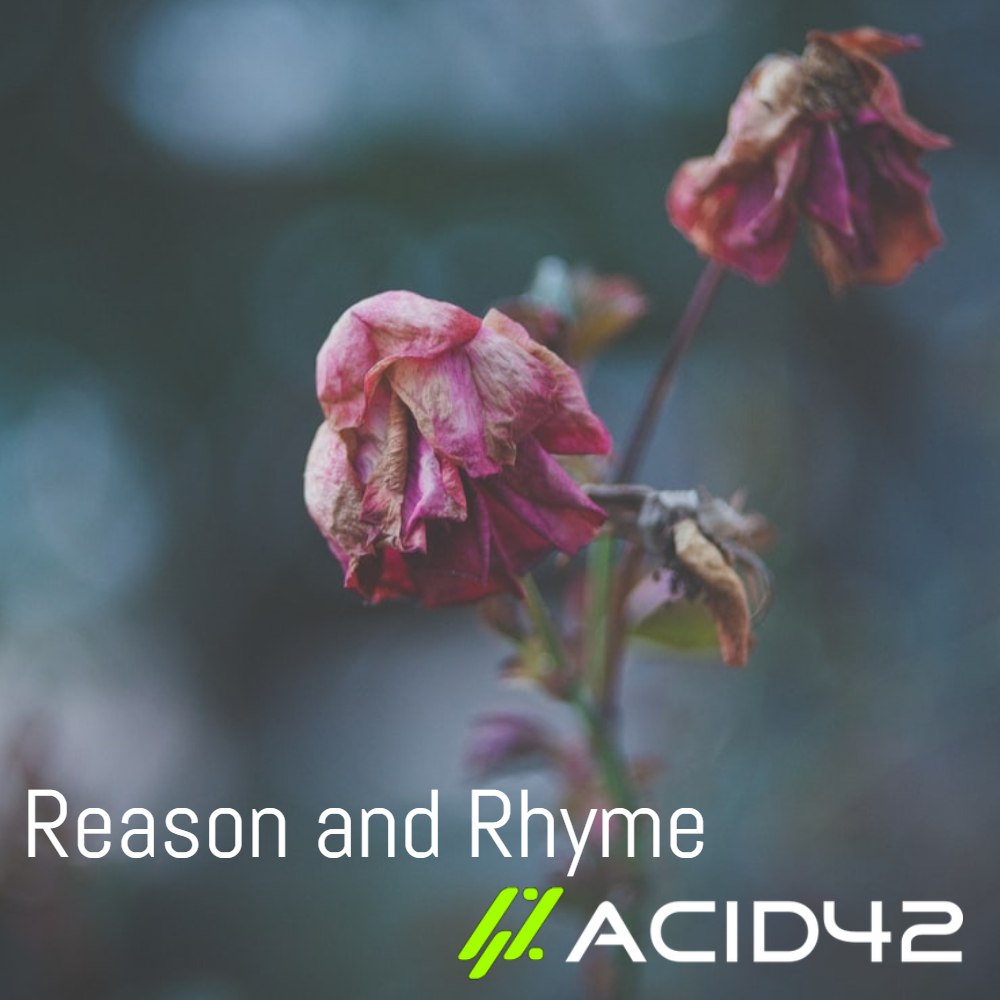 Reason and Rhyme cover