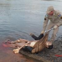 As fotos do corpo morto de Domingos Montagner espalhadas na internet são verdadeiras?