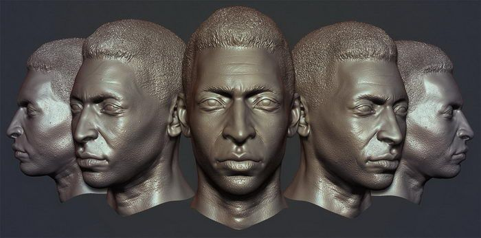 The best of 3D (65 pics)