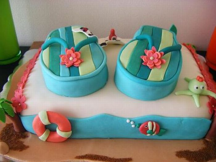 The Most Beautiful Birthday Cakes (42 pics)