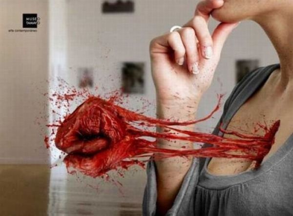 The  Scariest Ads (23 pics)