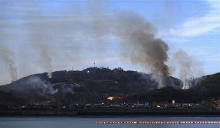 Serangan Korea Utara Ke Pulau Yeonpyeong