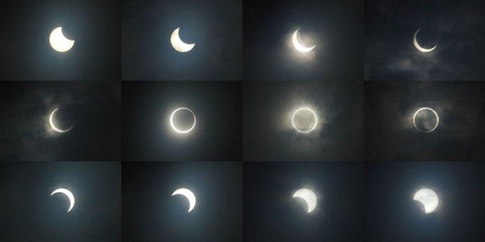 Beautiful Photos Of The Solar Eclipse (50 pics)