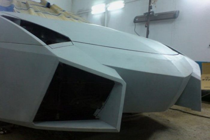 Self Made Lamborghini (67 pics)