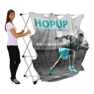HOPUP Fabric Popup Exhibits