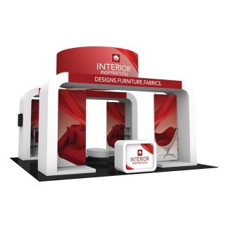 20 x 20 FORMULATE Designer Displays