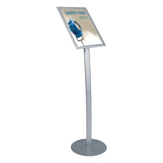 "11"" X 17"" SNAPPER Poster Sign Display Stand"