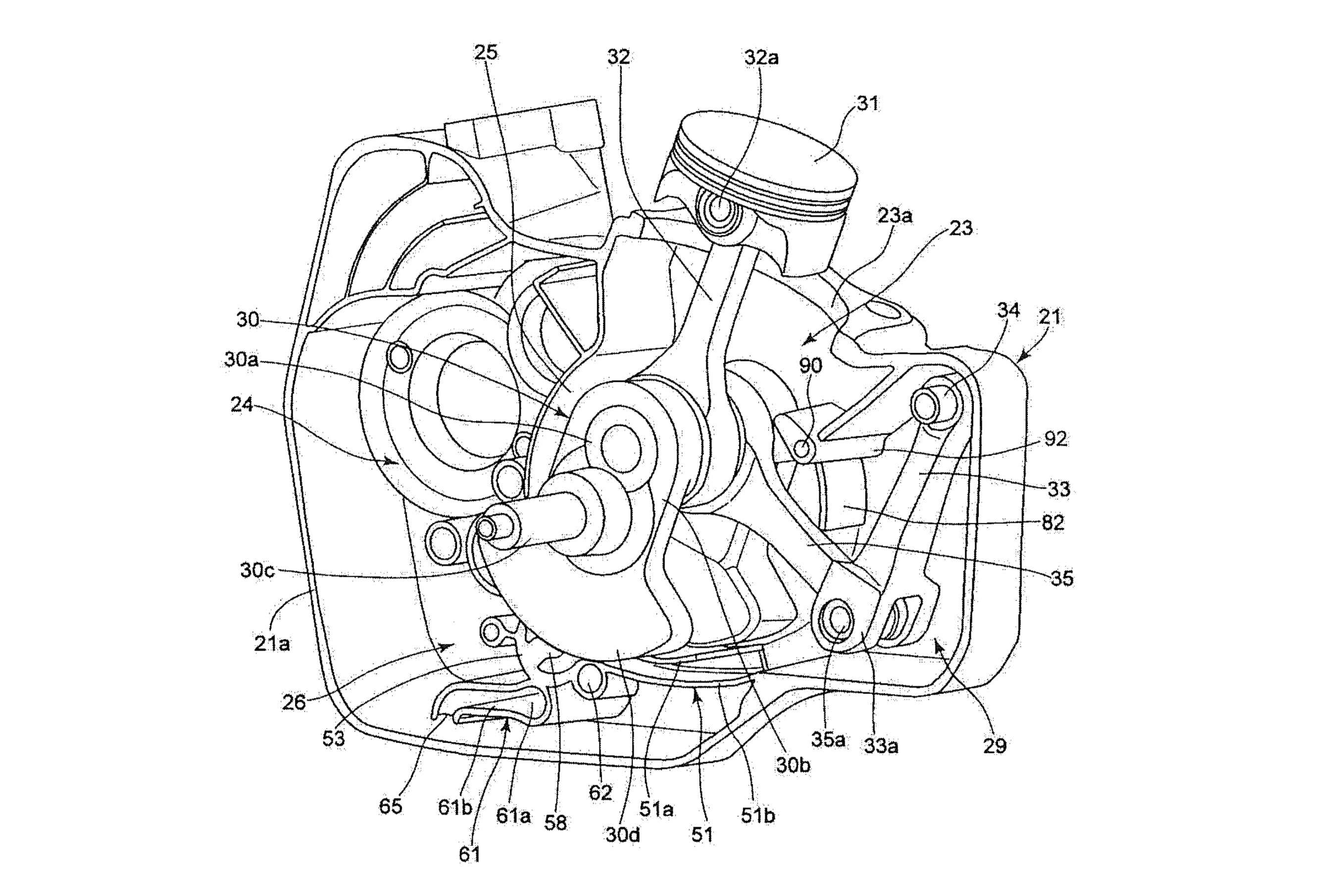 Suzuki Depose Une Serie De Brevets Pour Un Super Mono