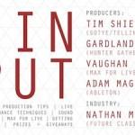 Ableton Liveschool Presents - INPUT