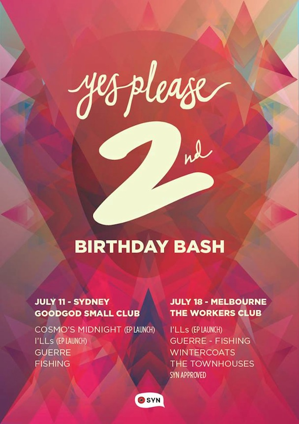 Yes Please - 2nd Birthday