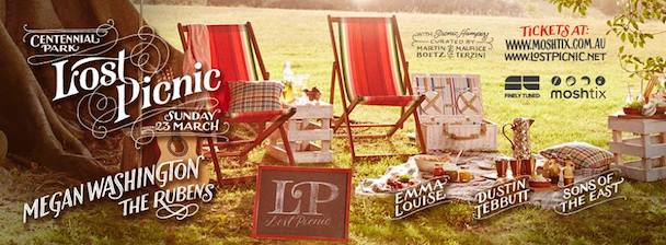 Lost Picnic - Boutique Music Festival