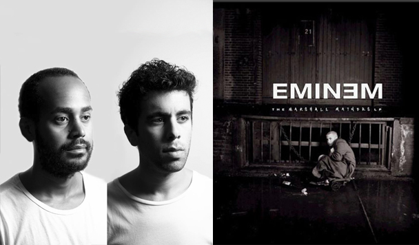 My First CD - Eminem, Olympic Ayres