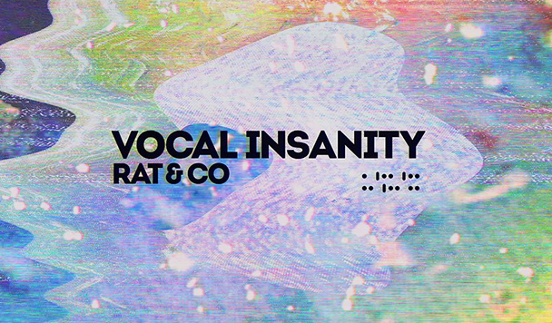 Rat & Co - Vocal Insanity - acid stag