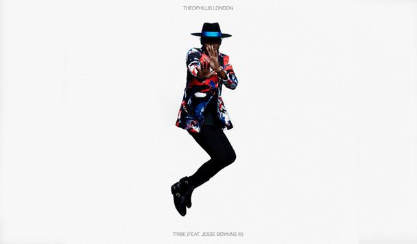 Theophilus London - Tribe (ft. Jesse Boykins III)  [New Single] - acid stag