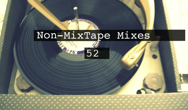 Non-MixTape - Prelow, Hayden James, Jack Garratt, Black Vanilla, The Acid, ZANDA, Oshan, Tyde, FaltyDL, Oliver Schories - acid stag
