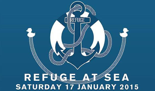 Refuge At Sea (ft. Set Mo, LO'99, Terace, Pantheon & Greywolf) - acid stag