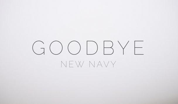 New Navy – Goodbye [Last Single Ever]