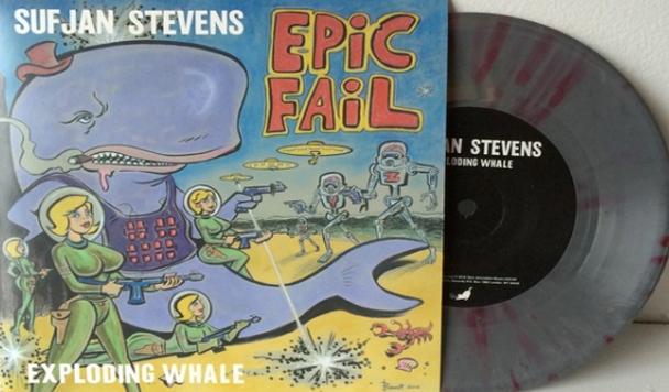Sufjan Stevens – Exploding Whale [Non-Album Track]