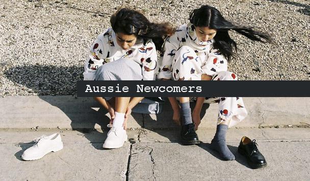 Aussie Newcomers; AIYA, Otious, Alex Brittan, FROYO & Mondecreen