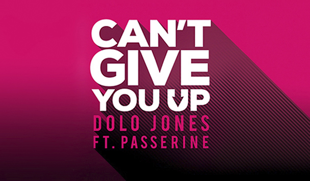 Dolo Jones – Can't Give You Up (ft. PASSERINE) [Premiere]