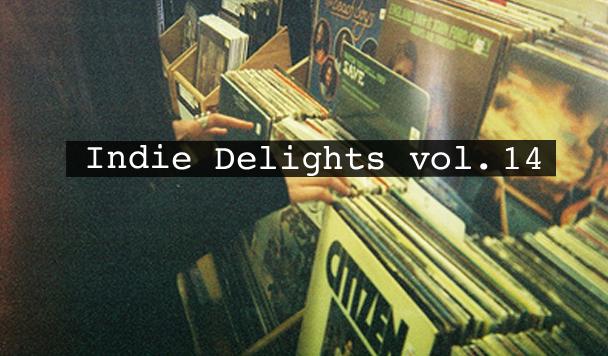 Indie Delights - JP Klipspringer, Brave Shores, Two Age, Gypsy & The Cat, Last Dinosaurs - acid stag