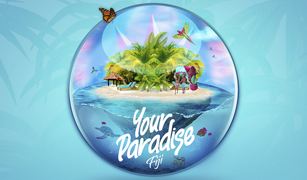 Your Paradise 2015 Line Up - acid stag