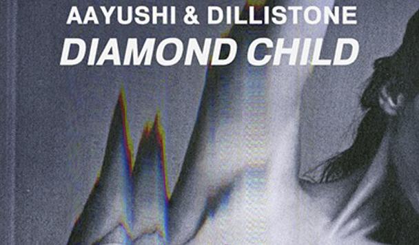Dillistone - Diamond Child (ft. Aayushi) - acid stag
