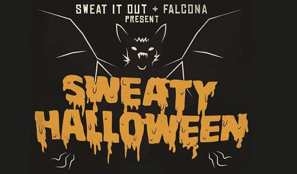 Get ready for a very SWEATY HALLOWEEN!