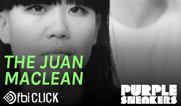 HUMP DAY MIX: The Juan MacLean Guest Mix for Purple Sneakers on FBi Click