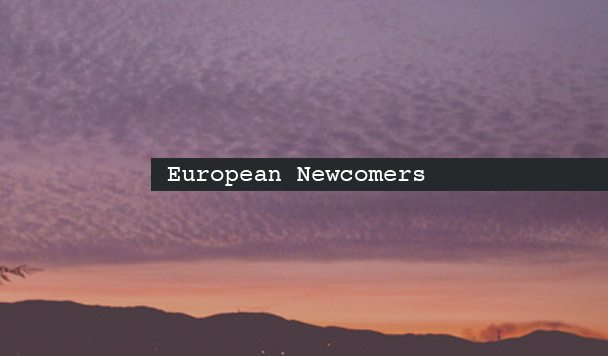 European Newcomers: lunokhod, moonboy inc, NBR and Martin Alix